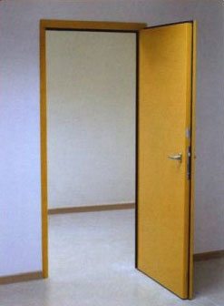 Rick S Doors Products Commercial Products Acoustic Door