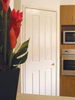 Moulded Panel Oakfield Showcase
